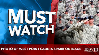 Photo Of West Point Cadets Spark Outrage - Video