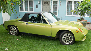 1973 Porsche 914 Becomes Electric Supercar | RIDICULOUS RIDES