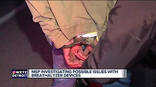 MSP investigating possible issues with breathalyzer devices