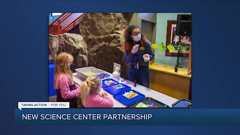 Michigan Science Center becomes a Smithsonian affiliate