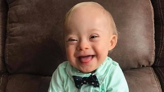This Gerber Baby Might Lessen The Stigma Surrounding Down Syndrome - Video