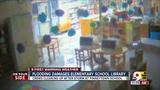 Schools forced to close due to flooding - Video