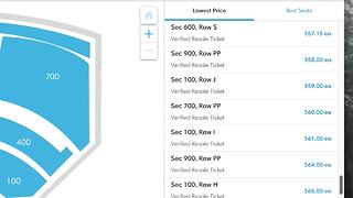 Ticketmaster change could make you overpay - Video