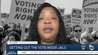 Stories for Change: Getting out the vote inside jails