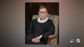 South Floridians honoring Justice Ruth Bader Ginsburg