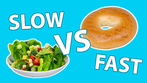 Food Science: Slow Vs. Fast Acting Carbs