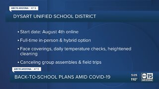 Back-to-school plans coming together across Valley