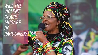 Graceless: Zimbabwe's First Lady attacks - Video
