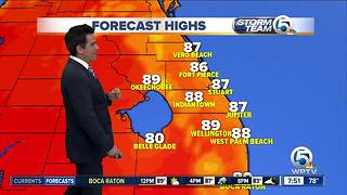 South Florida weather 6/17/18 - Video