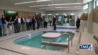 Bucks and Froedert unveil training facility