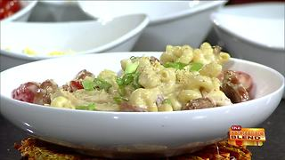 A Delicious Twist on Classic Mac and Cheese - Video