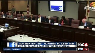 Lee County school board member to call for superintendent's firing Tuesday