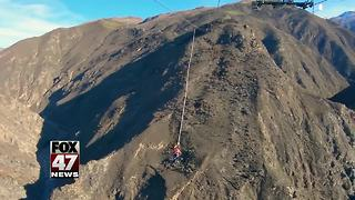 New Zealand's new attraction makes you a human slingshot - Video