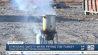 Tips on Thanksgiving food safety
