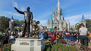 Disney Parks Banning Smoking, Placing New Stroller Restrictions