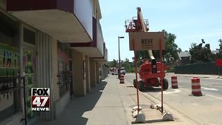 Construction hurting E.L. businesses - Video