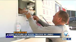 Loxahatchee food trucks - Video