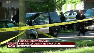 Fourth child dead in two days - Video