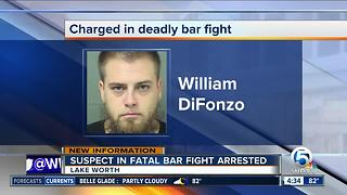 Suspect charged in fatal Palm Beach County bar fight - Video