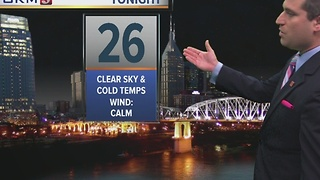Henry's Evening Forecast: Sunday, November 20, 2016 - Video