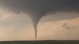 Multiple Tornadoes Spotted in Wyoming and Nebraska - Video