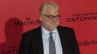 Celebs Mourn Hoffman - Video