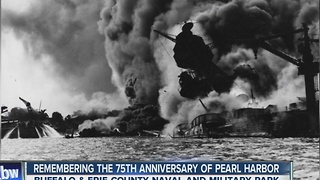 Erie County planning 75 year anniversary event for attacks on Pearl Harbor - Video
