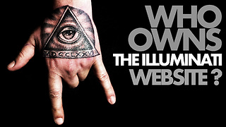 Who is the owner of the Illuminati website : exposed  - Video