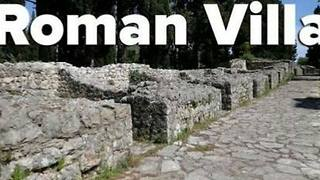 Roman Villa Rustica in Mogorejlo, Bosnia & Herzegovina - Video