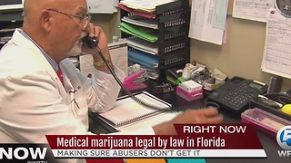 Medical marijuana legal by law in Florida - Video
