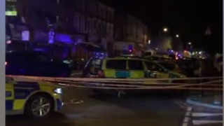 Tension in North London After Van Strikes Pedestrians - Video