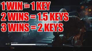 Black Ops 3: Fastest way to earn cryptokeys
