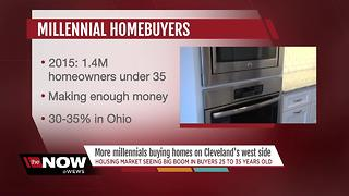 Millennials are becoming homeowners at surprising new rate, study says - Video