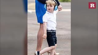 Prince George Has Great Style Sense | Rare People - Video