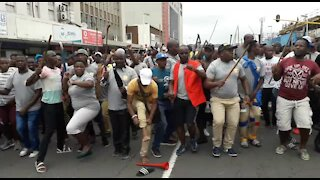 SOUTH AFRICA - Durban - Human rights day march (Video) (Xvw)