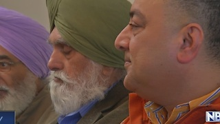 Fox Valley Sikh community raises awareness of religion after nationwide post-election hate crimes - Video