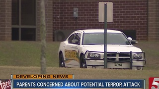2 Teens Arrested, Allegedly Threatened High School Shooting - Video