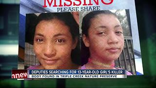 $3K reward offered after missing Riverview girl found dead, officials investigating as homicide - Video