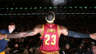 LeBron James Top 10 Plays of Career - Video
