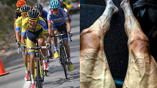 Tour de France Cyclist Makes Twitter Lose Its SH*T with Photo of Legs - Video