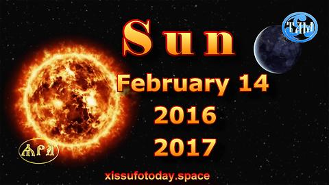 Time lapse of the Sun 2016-2017