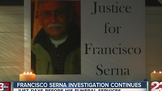 Francisco Serna investigation continues - Video