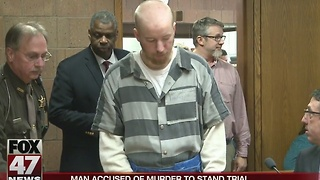 Holt man accused of murdering 5-year-old to stand trial - Video