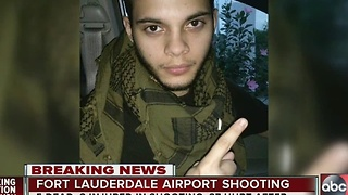 Fort Lauderdale Airport Shooting - Video