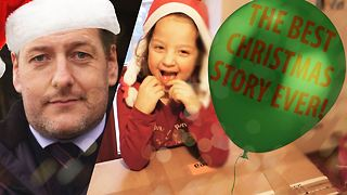 This secret Santa story will melt your heart - Video