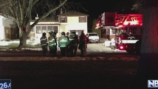 Crews Respond to Manitowoc House Fire - Video