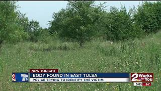 Body found in East Tulsa - Video