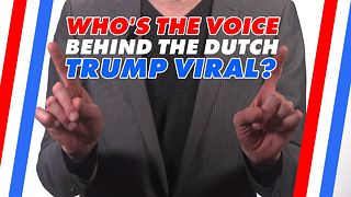 We tracked down the man behind 'that' Dutch Trump video - Video