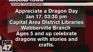 CADL holds Appreciate a Dragon Day - Video