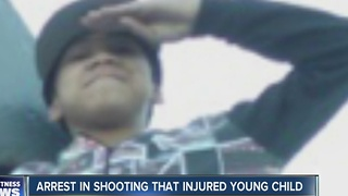 Suspect involved in gang shooting arraigned - Video